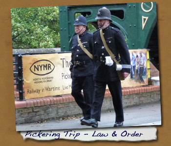 Normanby LHG Trip to Pickering - Law & Order