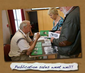 Publications Stall at Normanby 2011 Exhibition