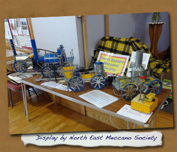 Exhibition 2015 NE Meccano Society