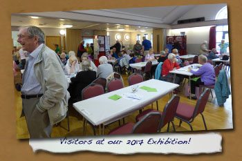 Exhibition 2017 Visitors