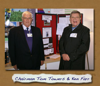 Chairman Tom Towers and Ken Farr