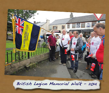 Normanby WW1 Memorial Walk