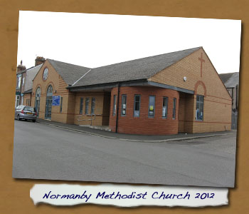 Normanby Methodist Church 2012
