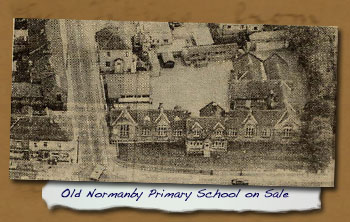 Old Normanby School on Sale