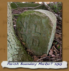 Picture of Boundary Marker Stone 2010