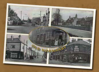Postcard 1 of 5 pics of Old Normanby