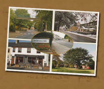 Postcard 5 of 5 pics of Normanby Now
